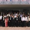 Hội thảo chuyên đề về lĩnh vực xử lý nước thải