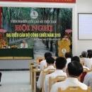 Hội nghị Đại biểu Cán bộ Công chức Viện Nghiên cứu Cao su Việt Nam năm 2018