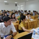 Lớp Tập huấn về Công tác quản lý Phòng quản lý chất lượng cao su thiên nhiên